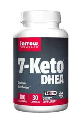 7 Keto DHEA by Jarrow Formulas