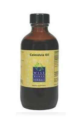 Calendula Oil by Wise Woman Herbals