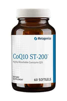 CoQ10 ST 200 by Metagenics