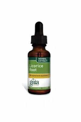 Ashwagandha Liquid Phyto-Caps by Gaia
