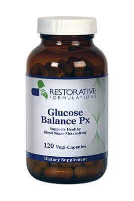 Glucose Balance Px by Restorative Formulations