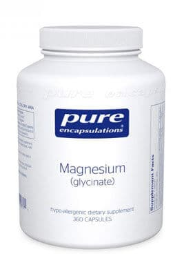 Magnesium Glycinate by Pure Encapsulations