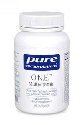 O.N.E.™ Multivitamin by Pure Encapsulations