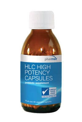 HLC High Potency Capsules by Pharmax