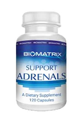 Support Adrenals by Biomatrix