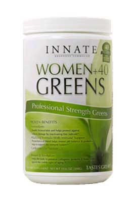 Women +40 Greens by Innate Response