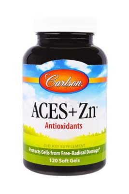 ACES + Zn by Carlson Labs