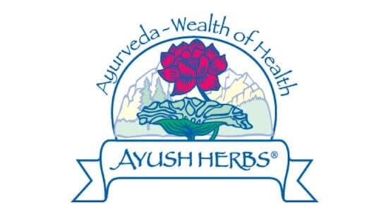 ayush herbs logo