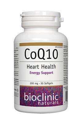 CoQ10 by Bioclinic Naturals