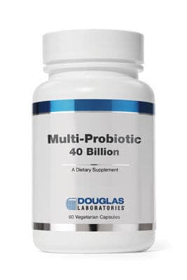 Multi Probiotic 40 Billion by Douglas Laboratories