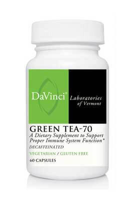 Green Tea-70 by DaVinci Labs