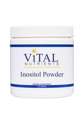 Inositol Powder by Vital Nutrients