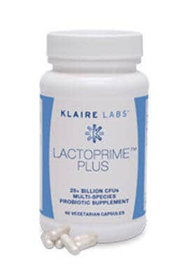 Lactoprime Plus by Klaire Labs
