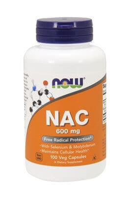 N-Acetyl Cysteine (NAC) by NOW