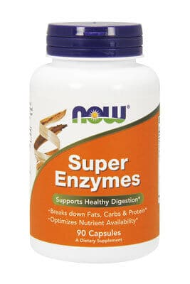 Super Enzymes by NOW