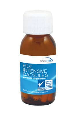 HLC Intensive Capsules by Pharmax