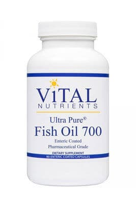 Ultra Pure Fish Oil 700 by Vital Nutrients