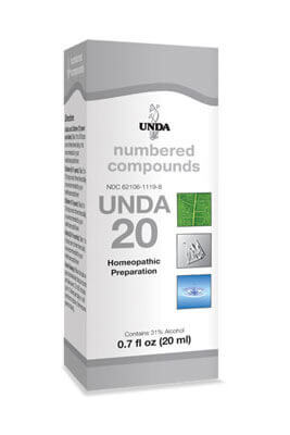 UNDA 20