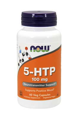 5-HTP by NOW