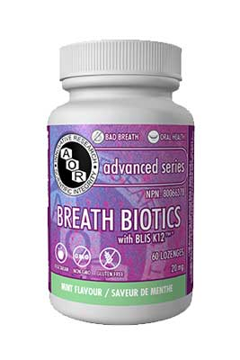 Breath Biotics by AOR