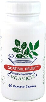 Cortisol Relief by Vitanica
