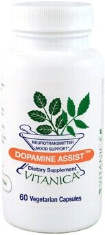 Dopamine Assist by Vitanica