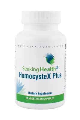 HomocysteX Plus by Seeking Health
