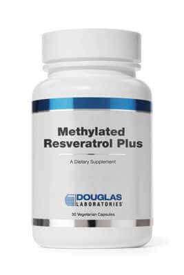 Methlyated Resveratrol Plus