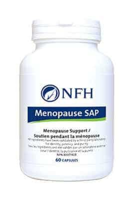 Menopause SAP by NFH