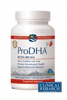 ProDHA by Nordic Naturals