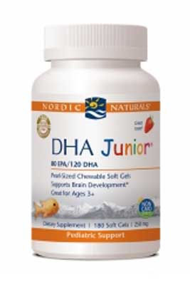 DHA Junior by Nordic Naturals