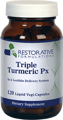 Triple Turmeric Px by Restorative Formulations