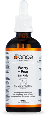 Worry+Fear for kids