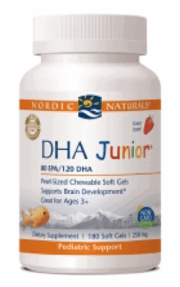 DHA Jr Extra by Nordic Naturals