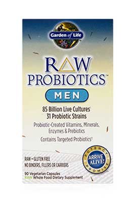 Garden of Life Raw Probiotic Men