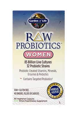 Garden of Life Raw Probiotic Women