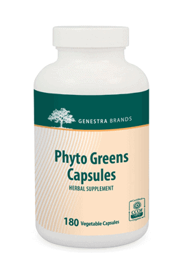 Phyto Greens Capsules by Genestra