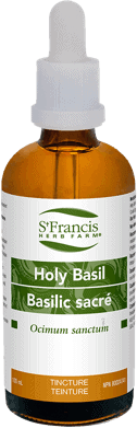 Holy Basil Liquid by St. Francis