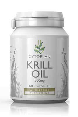 Krill Oil by Cytoplan