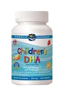 Childrens DHA by Nordic Naturals
