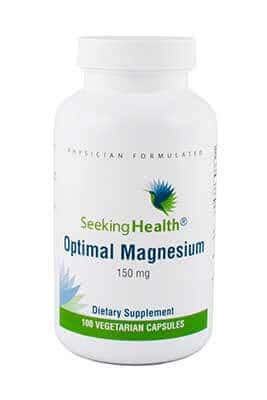 Optimal Magnesium by Seeking Health