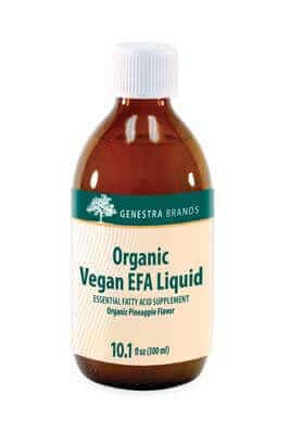 Organic Vegan EFA Liquid by Genestra