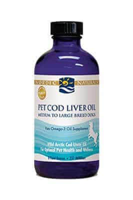 Pet Cod Liver Oil by Nordic Naturals