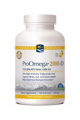 ProOmega 2000-D by Nordic Naturals
