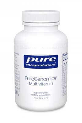 PureGenomics Multivitamins by Pure Encapsulations