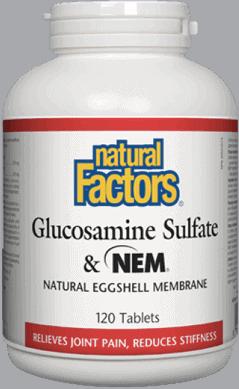 Glucosamine Sulfate - NF