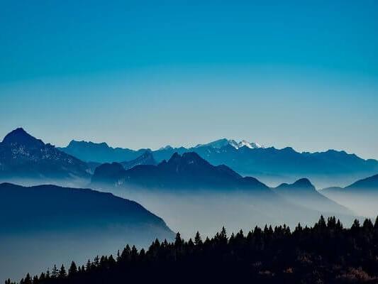 December Mountains