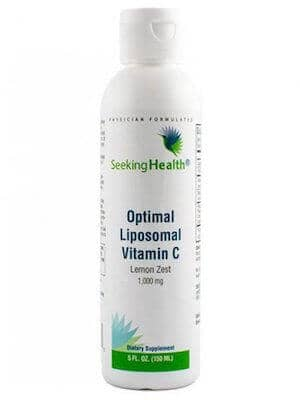 Optimal Liposomal Vitamin C Seeking Health