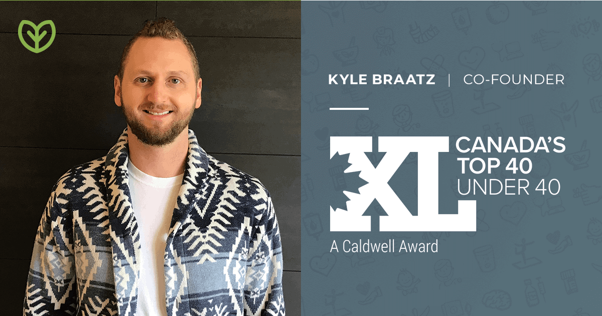 Kyle Braatz 40 under forty