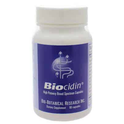 Biocidin® Capsules by Bio-Botanical Research